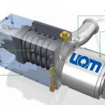 UQM Fuel Cell comperssor
